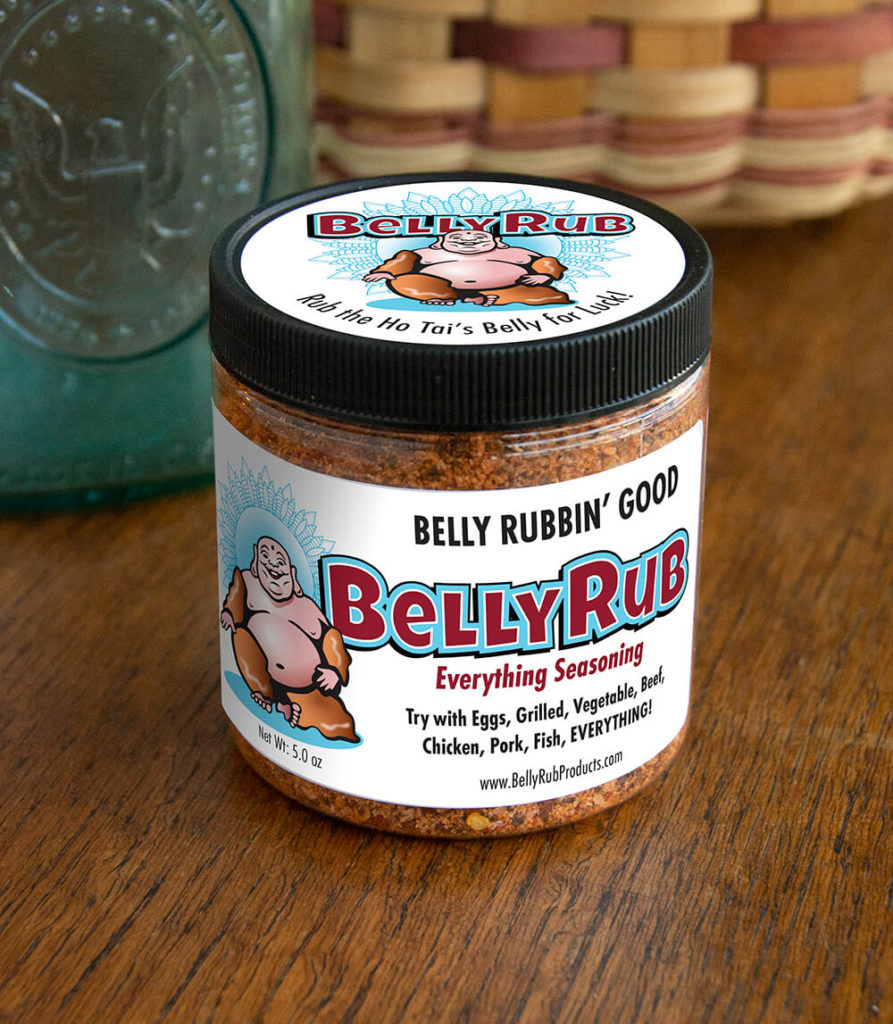 Belly Rub Everything Seasoning